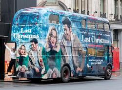 Last Christmas Branded Routemaster Bus