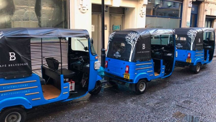 Belvedere Tuktuks