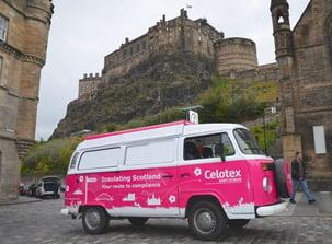 Promotional camper vans for hire