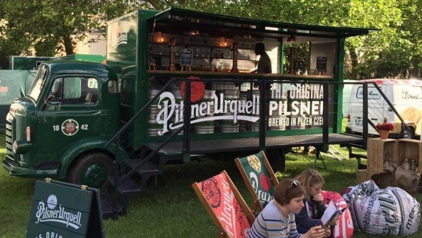 Pilsner Truck
