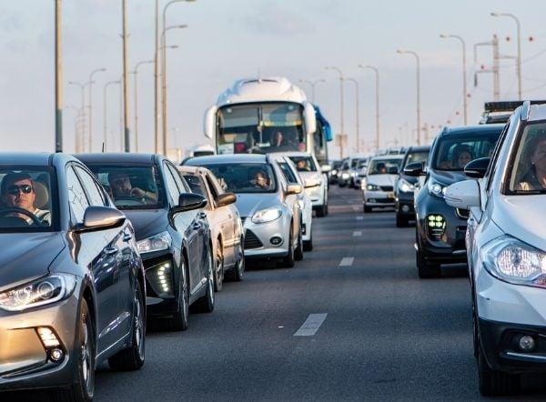 Traffic jam - planning promo campaign vehicle logistics & routes